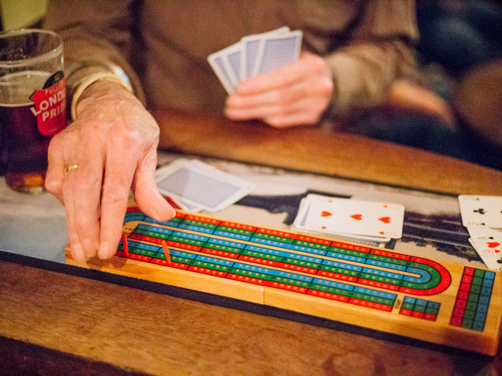We love a good card game. How about you?